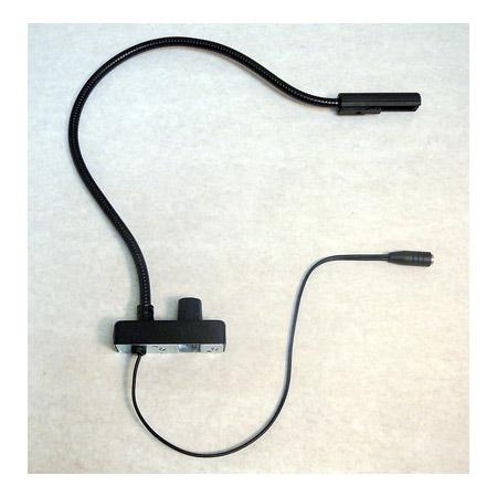 Littlite L-18-LED - Lampset - 18in Gooseneck - Mounting Kit - Power Supply