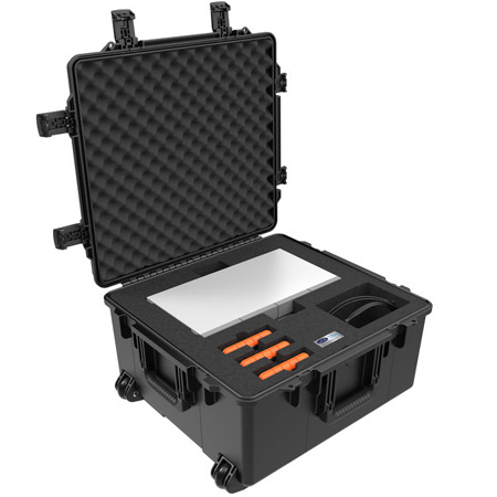 LaCie STFJ400 Pelican Protective Case for LaCie 12big Thunderbolt 3 Hard Drive