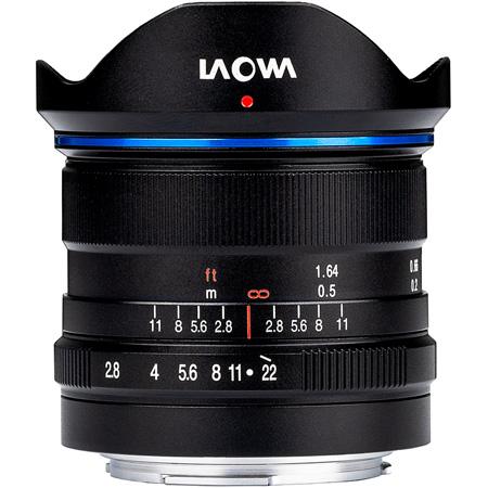 Laowa VE928MFT 9mm f/2.8 Zero-D MFT Lens - Black