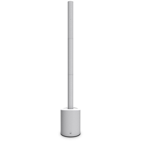 LD Systems MAUI 5 GO Ultra-Portable Battery-Powered Column PA System - 5200 mAh - White