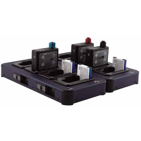 Lectrosonics CHSIFBR1B Battery Charging Station for IFBR1B Receivers - Charges 4 Batteries or 4 Receivers