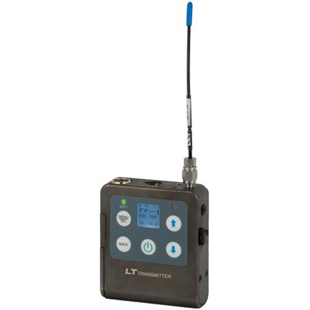 Lectrosonics LT-B1 Digital Hybrid Wireless Belt-Pack Transmitter - Band B1: 537.600 - 614.375mhz