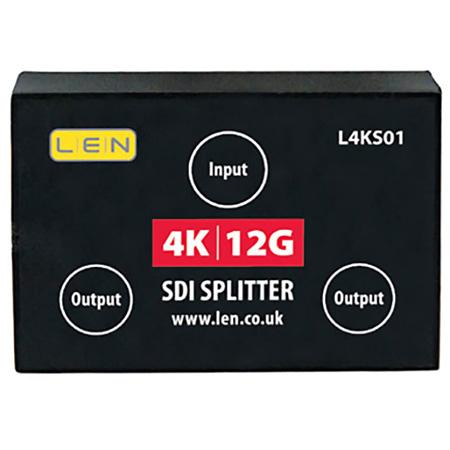 LEN L4KS01 4K/12G Splitter