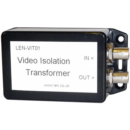 LEN LVIT01 Single Channel Video Isolation Transformer
