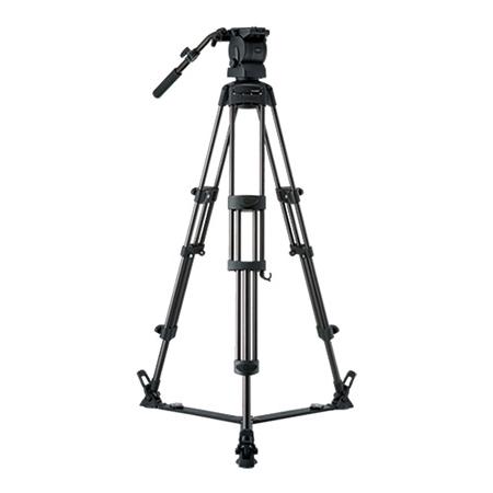 Libec RS-450D - RH45D Head / RT40RB Tripod / SP-2B Floor-level spreader / RC-50 Case