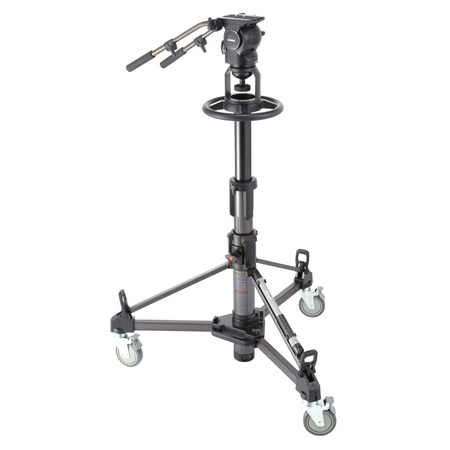 Libec RSP-850PD(B) Professional Pedestal System for Outside Broadcasting