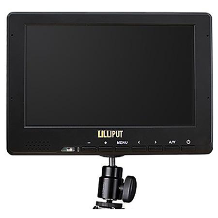 Lilliput 667/S 7 Inch 3G-SDI On-Camera Field LED Monitor