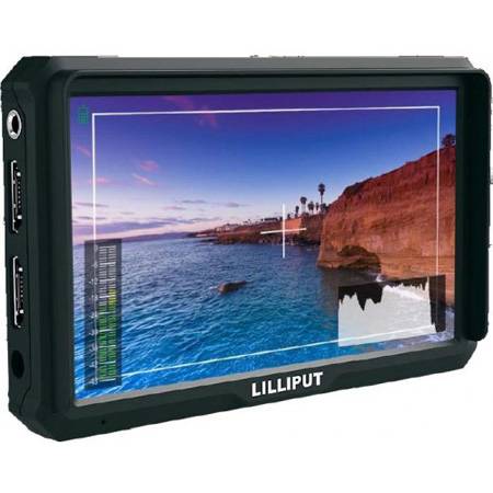 Lilliput A5 5 Inch FHD HDMI Light Weight Camera Top Monitor