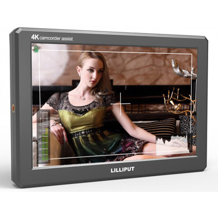Lilliput A8 Full HD 8.9 Inch Monitor With 4K Camera Assist