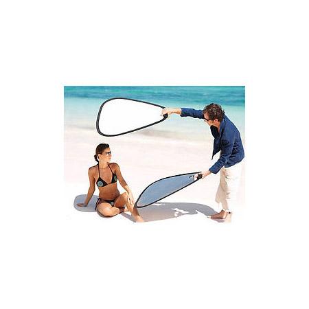 Lastolite 3752 48 Inch Mini TriGrip Difflector Softsilver/Translucent