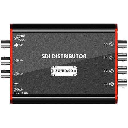 Lumantek BAT-SD 3G-SDI 1x6  Video Distribution Amplifier
