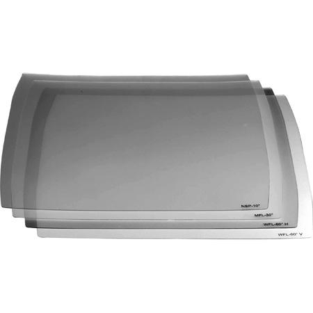 Litepanels 900-3506 Astra 1x1 Nanoptic Lens Set with Bag