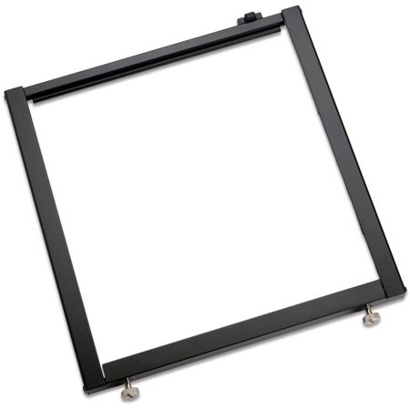 Litepanels 900-3520 Astra 1x1 Adapter Frame for Mounting the 1x1 Barn Door or a 1x1 Honeycomb