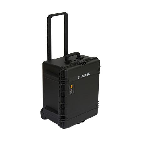 Litepanels 900-3714 Pelican Hard Case for Gemini 1x1