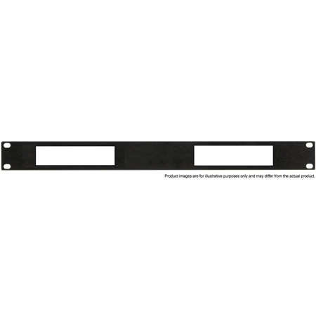 Leader LR2732 Rackmount for two Half-Rack LV7300 1RU Units
