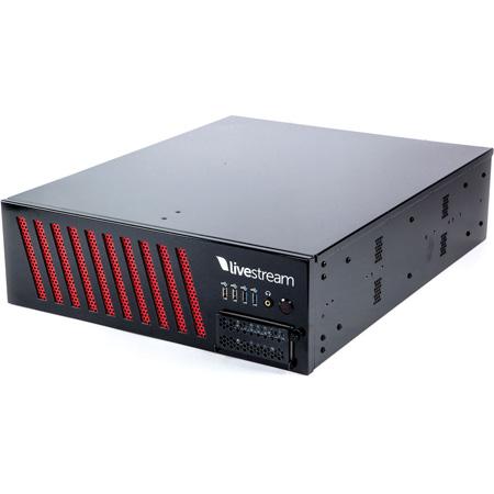 Livestream Studio LS-HD1710-S8I/S4O/H1O/N25I/N5O Video Switcher 8 x HDSDI plus 25 x NDI in 4xHDSDI plus 5 x NDI out
