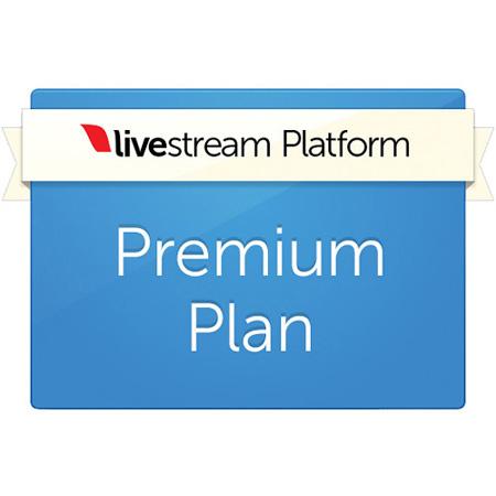 Livestream Platform Premium Service - Year Plan (No Phone Support)