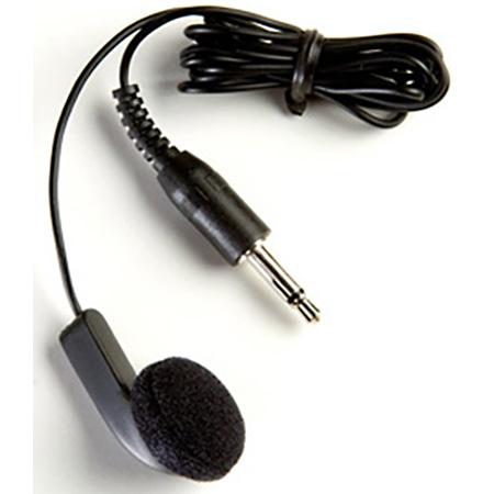 Listen Technologies LA-161 Single Ear Bud Headphone Compatible with All Listen Technologies Receivers