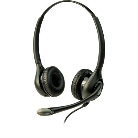 Listen Technologies LA-453 ListenTALK Headset 3 (Over Head Dual with Boom Mic)