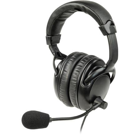 Listen Technologies LA-454 ListenTALK Headset 4 (Over Ears Dual with Boom Mic)