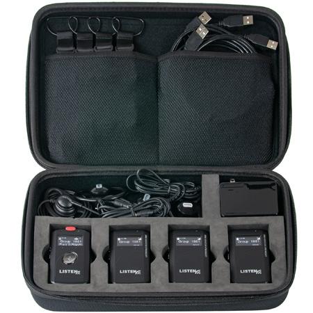 Listen Technologies LKS-5-A1 ListenTALK GO System