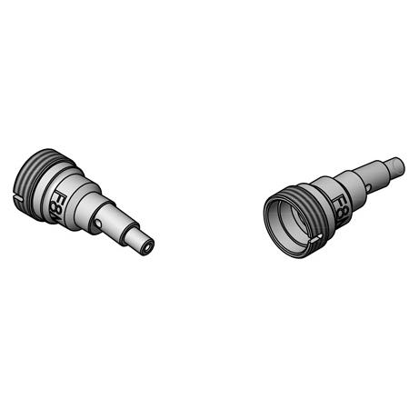 Lightel PT2-LEMO1.25/APC/M Tip for LEMO F8 1.25mm APC Type Male Connectors