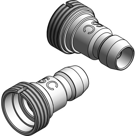 Lightel PT2-SC/PC/F Tip for SC PC Type Female Connectors