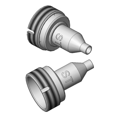 Lightel PT2-ST/PC/F Tip for ST PC Type Female Connectors