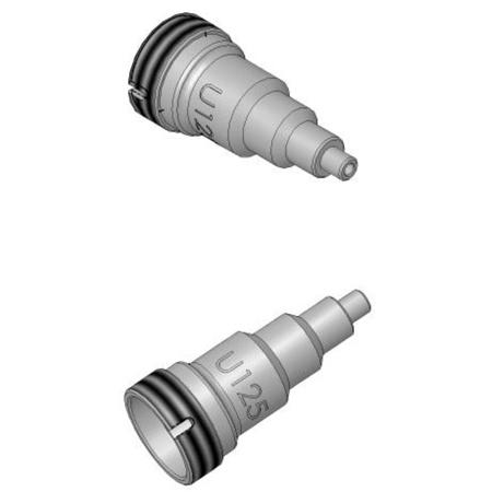 Lightel PT2-U1.25/PC/M Universal 1.25mm Probe Tip For PC Type Male Connectors