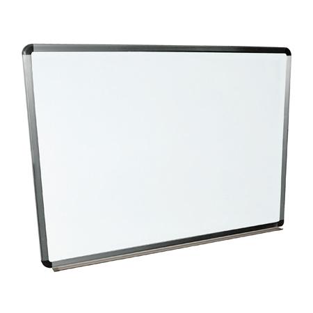 Luxor WB4836W 48x36 Wall Mounted Whiteboard
