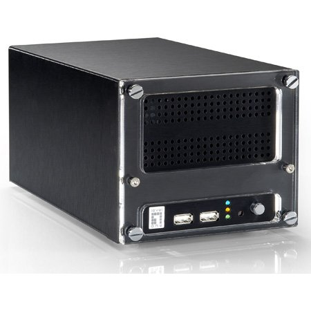LevelOne NVR-1204 HUBBLE 4-Channel Network Video Recorder