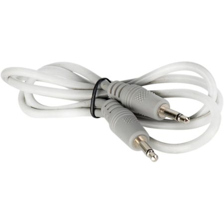 Connectronics 3.5mm Mini Phone Male to 3.5mm Mini Phone Male Audio Cable 3Ft