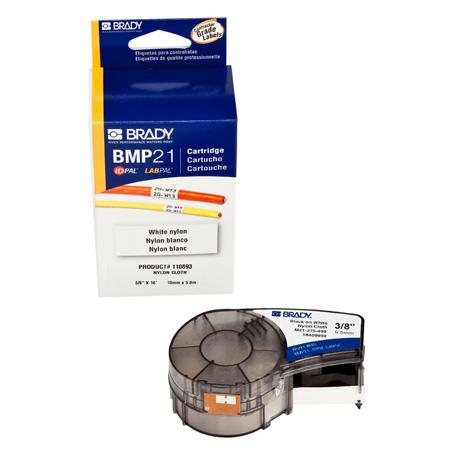 Brady M21-375-499 0.375 Inch x 16 Ft. Printer Labels