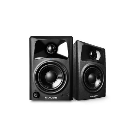 M-Audio AV32 Compact Desktop Monitor Speakers - Pair