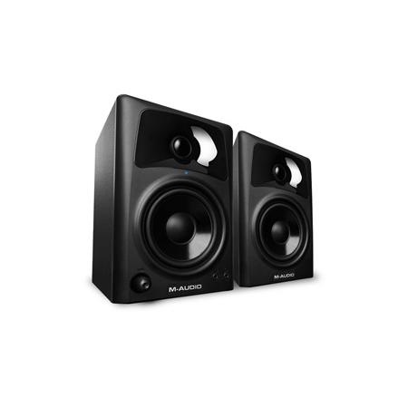 M-Audio AV42 Studiophile Premium Compact Desktop Monitor Speakers - Pair