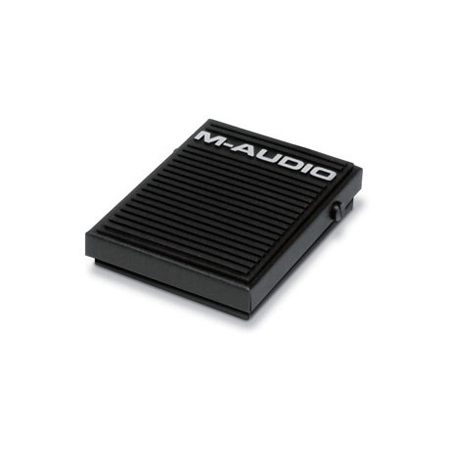 M-Audio SP1 Sustain Pedal for Keyboards - Simple Non-Latching/Momentary Switch