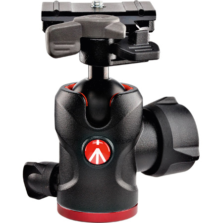 Manfrotto MH494-BHUS 494 Center Ball Head - Flawless Smoothness for Easy Framing
