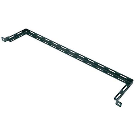 Middle Atlantic LB-4A-4PK L-Shape 4 Inch Offset Cable Lace Bar - 4 Pack