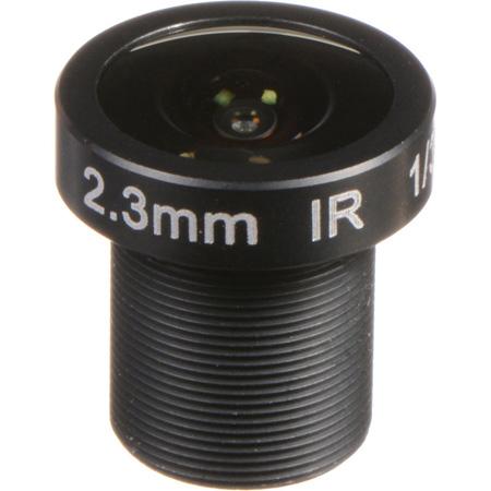 Marshall BAV-CV-4702.3-3MP 2.3mm M12 Mount Lens for CV502 Broadcast Camera