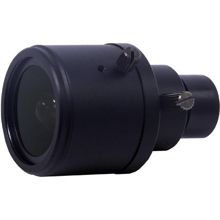 Marshall CV-2812-3MP 2.8 12mm F1.4 3MP Varifocal M12 Lens IR Capable