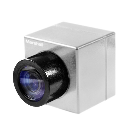 Marshall CV4702.8-3MP-IR  2.8mm F2.0 M12 Lens with IR Filter - Compatible with Weatherproof CV502-WPMB/WPM Cameras
