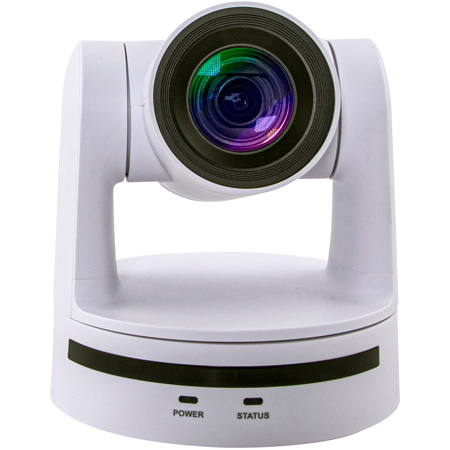 Marshall CV605-WH Compact PTZ Camera with 5x Zoom and IP/3GSDI - White