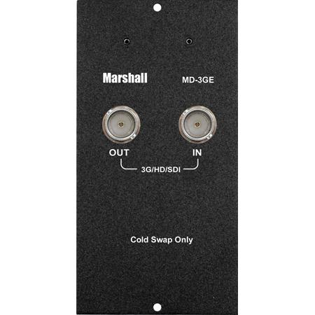 Marshall MD-3GE 3G-SDI Input Module with Loop-Through