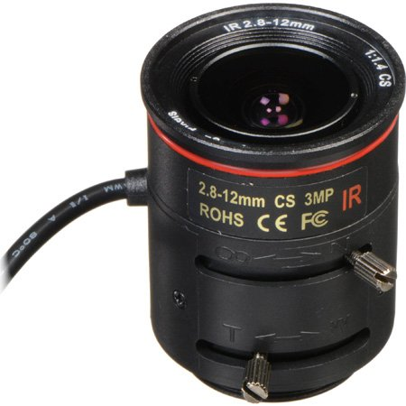Marshall VS-M2812-2 3MP CS Mount 2.8-12mm Lens