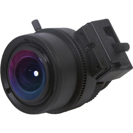 Marshall VS-M288-M-IRIS 2.8-8mm MP Fujinon Varifocal CS Lens w/ Manual & & auto Iris For CV343 CV345 CV365 CV380 & CV420