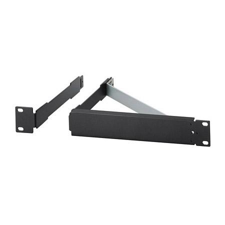 TOA MB-WT3 Rack-mount Kit for One WT-5800/WT-5805/WT-4820 US Wireless Receiver EV-20R Black (1U)