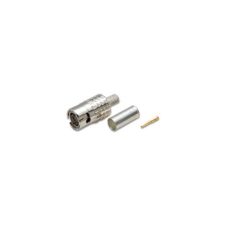 Canare MBCP-C53 3 Piece Slim 75 Ohm BNC Male Connector