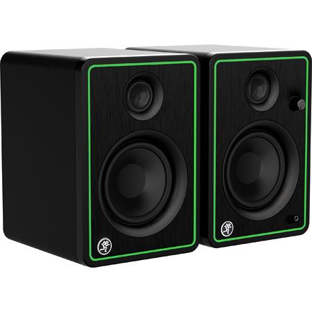 Mackie CR4-X Multimedia Monitors - 4 Inch PAIR