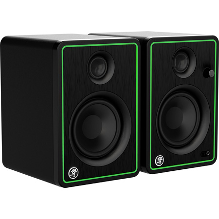 Mackie CR4-XBT Multimedia Monitors with Bluetooth - 4 Inch PAIR