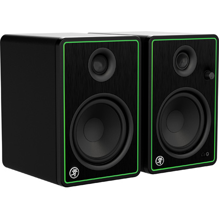 Mackie CR5-XBT Multimedia Monitors with Bluetooth - 5 Inch PAIR